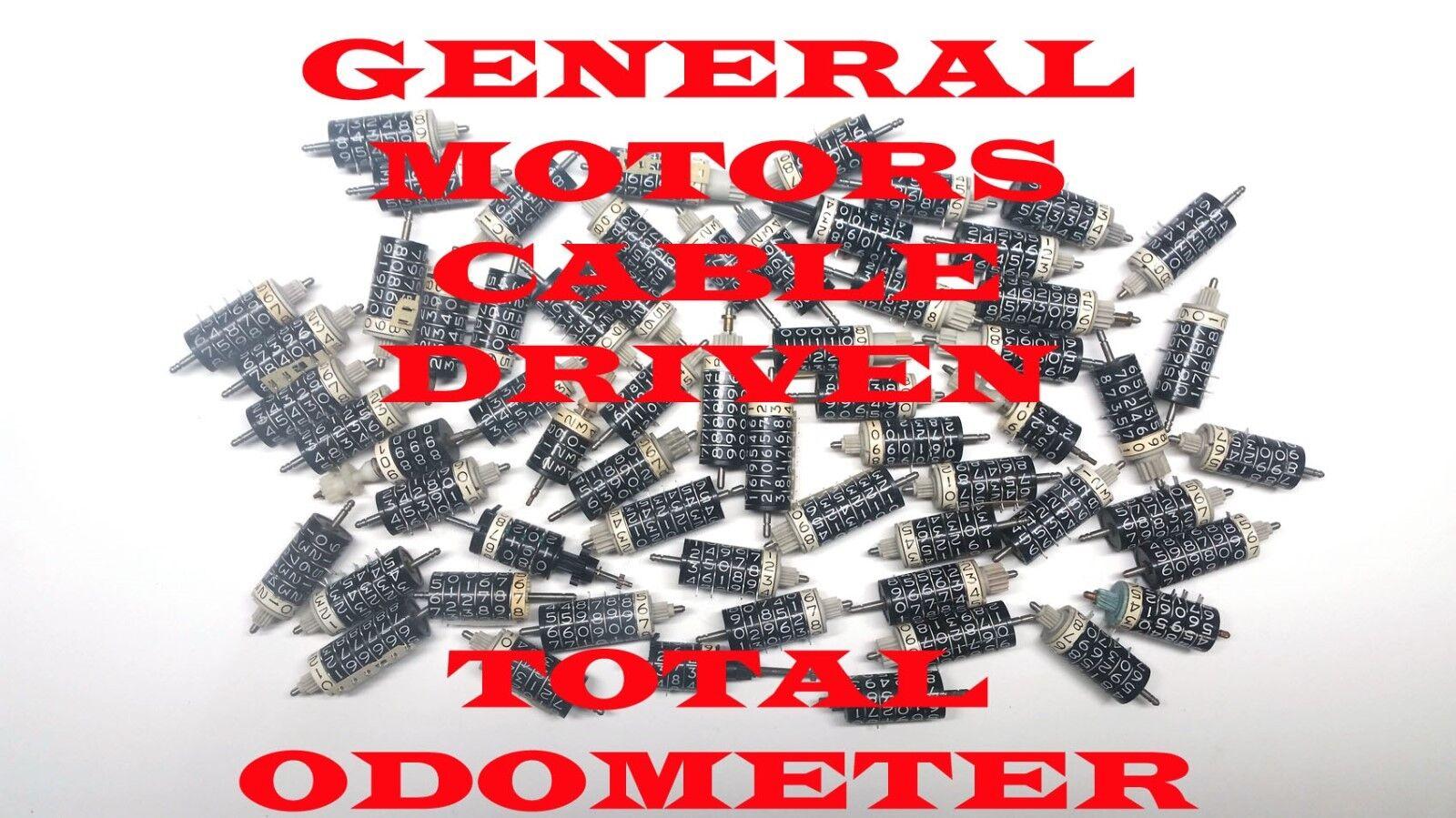 2007 TO 2014 GM GMC CHEVY TRUCKs Speedometer Instrument Custer Repair SERVICE