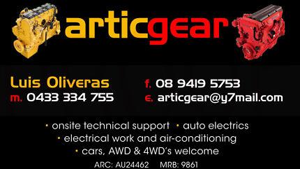 Artic Gear auto electrics