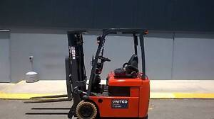 NISSAN 1.3T ELECTRIC COUNTERBALANCE FORKLIFT Welshpool Canning Area Preview