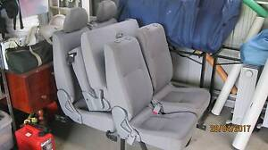 Rear seats seats for 2005+ Toyota Hiace Commuter Bus Kempsey Kempsey Area Preview