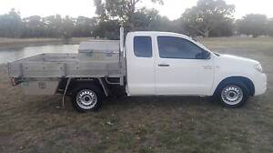 2010 Toyota Hilux Ute Tullamarine Hume Area Preview