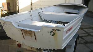 QUINTREX  SEAMAN  4.4 M  HULL  MK 2  WIDE BODY  WITH  TRAILER Wembley Cambridge Area Preview