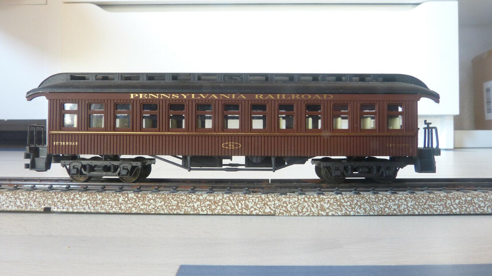 Spur H0 - Personenwagen Pennsylvania Railroad