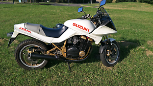 Suzuki Katana GSX750SE Shell Cove Shellharbour Area Preview