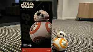 Star Wars BB8 Sphero Toy - Almost New Turrella Rockdale Area Preview