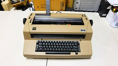 Ibm Correcting Selectric Iii 3 Electric 15 Typewriter - Super Clean 35