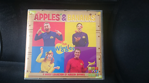 Wiggles cd Millgrove Yarra Ranges Preview