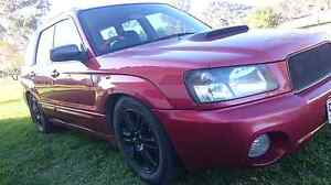 2004 Subaru Forester XT Gowrie Mountain Toowoomba Surrounds Preview