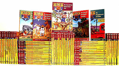 Original Adventures of Hank the Cowdog 1-72 Complete Set John R. Erickson