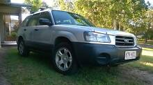 2004 Subaru Forester Wagon Brisbane Region Preview