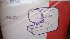 Janome 2160DC Sewing machine As new – unused. Waverley Eastern Suburbs Preview