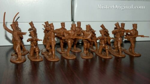 Armies in Plastic Mexican Revolution Carranza Federal Infantry 1914-1920 54mm