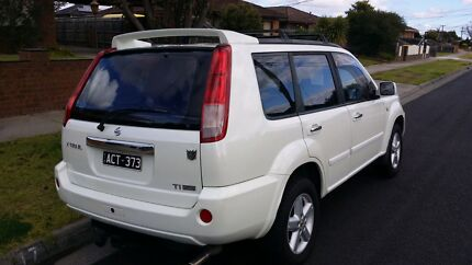 Nissan XTrail TI-L 2004 Sunroof Lalor Whittlesea Area Preview