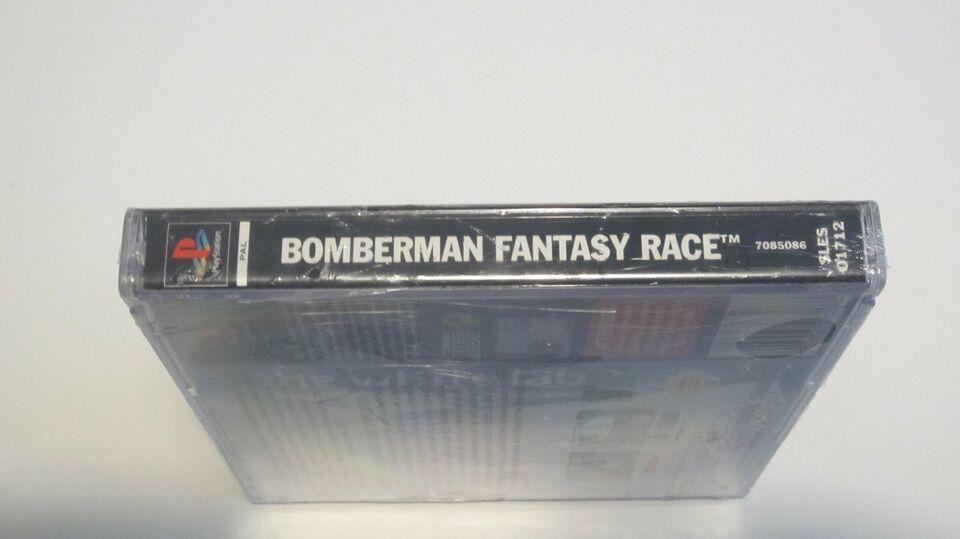 Sony Playstation Bomberman Fantasy Racing PSX RARITÄT RETRO - NEU in Köln - Mülheim