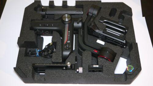 ZHIYUN WEEBILL S Gimbal 3-Axis Handheld Stabilizer For Mirrorless DSLR