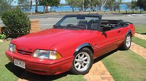Very Rare 1989 Ford Mustang Convertible Banksia Beach Caboolture Area Preview