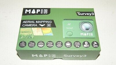 New Mapir SURVEY 3 OCN Digital Camera/Camcorder NDVI Aerial Mapping for Drone