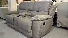 La-Z-Boy APOLLO Twin recliner sofa with drink and storage console Asquith Hornsby Area Preview