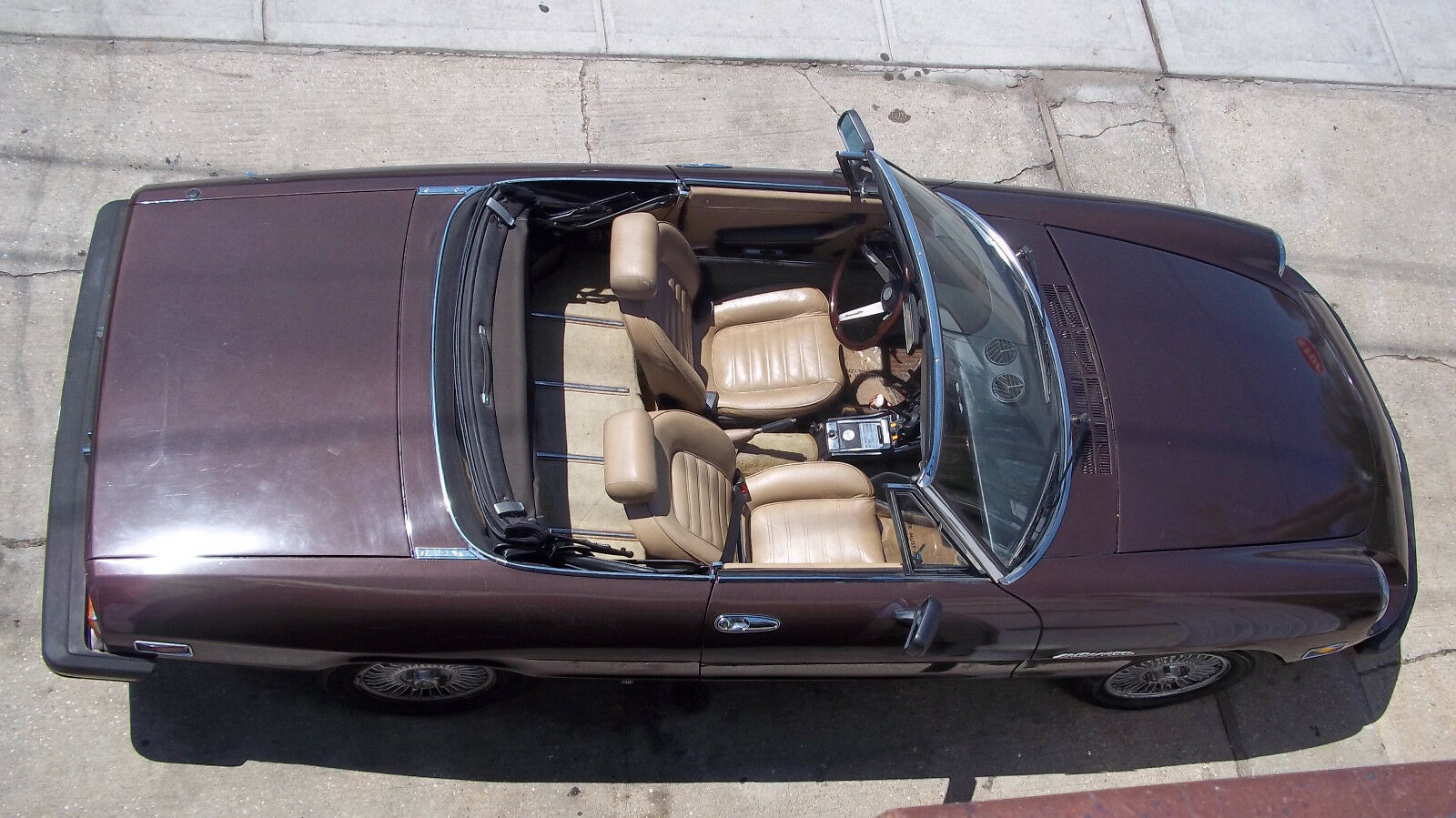 1979 Alfa Romeo Spider Veloce Roadworthy, Daily Driver.