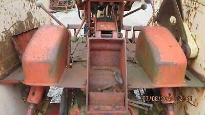 Case 830 Tractor Floorboard Platform