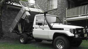 1988 Toyota LandCruiser Ute Grafton Clarence Valley Preview