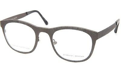 NEW PRODESIGN DENMARK 4384 c.5221 CHOCOLATE EYEGLASSES 48-22-140 B40mm Japan