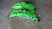 Kawasaki klx450 front and rear mud guards Cairns Cairns City Preview