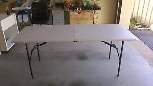 Folding table Largs North Port Adelaide Area Preview
