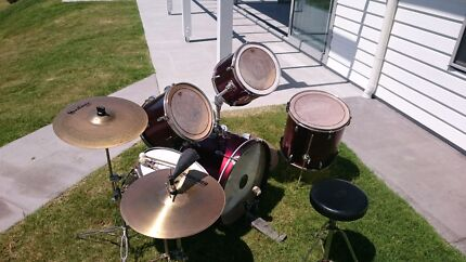 Peace drum kit Coomera Gold Coast North Preview