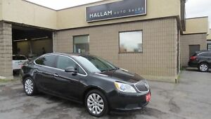2013 Buick Verano Bluetooth, Interior Sand Leather/ Cloth Seats