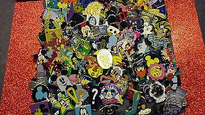 Disney Trading Pin 100 lot HM-RACK-LE-CAST NO DUPLICATES Fastest Shipper in USA on Rummage