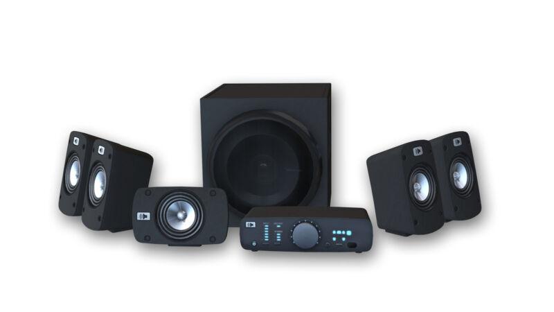 Der passende Surround-Sound für das Heimkino. (Foto: Thinkstock)