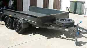 8x5 tandem trailer near new Footscray Maribyrnong Area Preview
