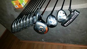 Callaway tour X20 golf club set,  right handed. Crawley Nedlands Area Preview