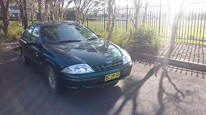 Ford Falcon Sedan 1999 Waitara Hornsby Area Preview