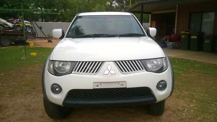 2008 Mitsubishi Triton Ute Mannum Mid Murray Preview