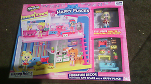 Shopkins 'Happy Places' Happy Home Holt Belconnen Area Preview