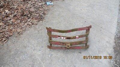 Ford 2n8n9n Naa600800601801 Ford Tractor Frt Bumper Brush Guard