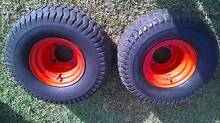 ROVER RANCHER RIDE- ON RIMS AND TYRES Booragul Lake Macquarie Area Preview