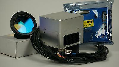 1064nm 10mm Aperture High Speed 2500mmsec Marking Kit Ipg