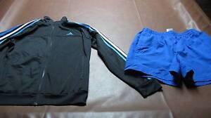 Boys Adidas Jacket & Shorts Wanneroo Wanneroo Area Preview
