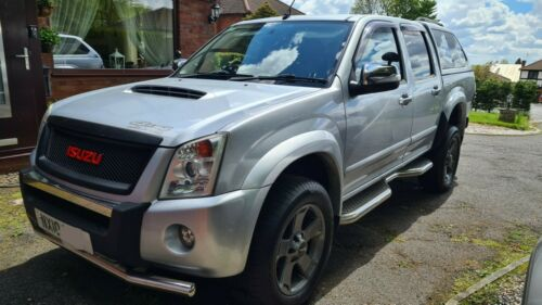 Image of Isuzu rodeo denver 3.0,Car transporter,tow,recovery truck,4x4,pick up