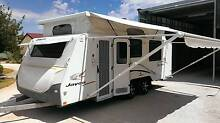 2010 Jayco Discovery poptop caravan tandem dbl bed air cond Gawler Belt Gawler Area Preview