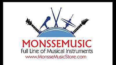 MONSSE MUSIC ACCORDIONS/GUITAR