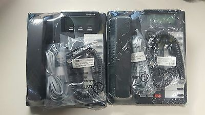 Lot Of 2 Toshiba Dkt-2010sd Business Telephone Refurbished