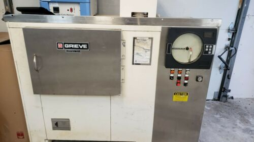 Grieve CLA-500 Industrial Laboratory Oven