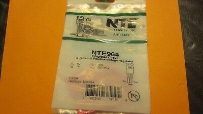 Nte964 3 Terminal Positive Voltage Regulator 8volt