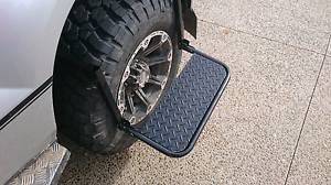 4x4 TYRE STEP Wellington Point Redland Area Preview
