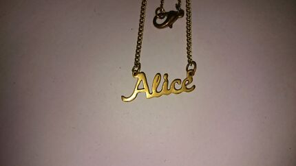 Alice necklace  Newington Auburn Area Preview