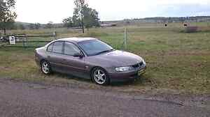 97 Holden Commodore VT sedan Muswellbrook Muswellbrook Area Preview
